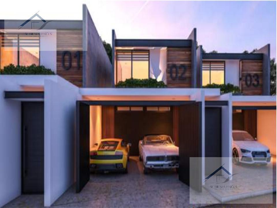 Foto Casa en Venta    en  Fraccionamiento Montebello,  Mérida  Casa en venta Cumbres de Montebello MODELO B
