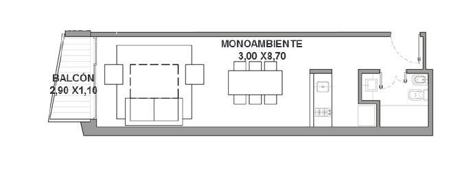 Foto Departamento en Venta en  Constitución ,  Capital Federal  Bernardo de Irigoyen al 1418