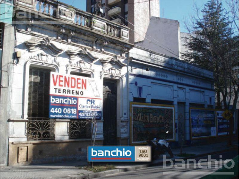 Moreno al 1000, Rosario, Santa Fe. Venta de Terrenos - Banchio Propiedades. Inmobiliaria en Rosario
