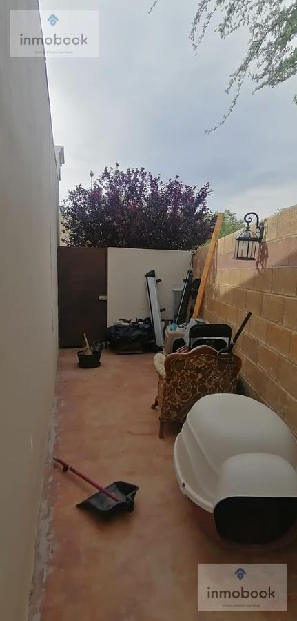 Foto Casa en Venta en  Fraccionamiento Cerrada Andalucia,  Chihuahua  Casa en Venta de Una Planta en Esquina, Zona Reliz