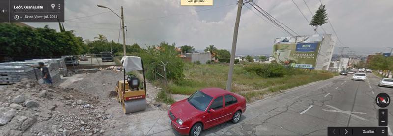 Terreno en Renta en Av. Cerro Gordo frente a Costco, León, Gto.