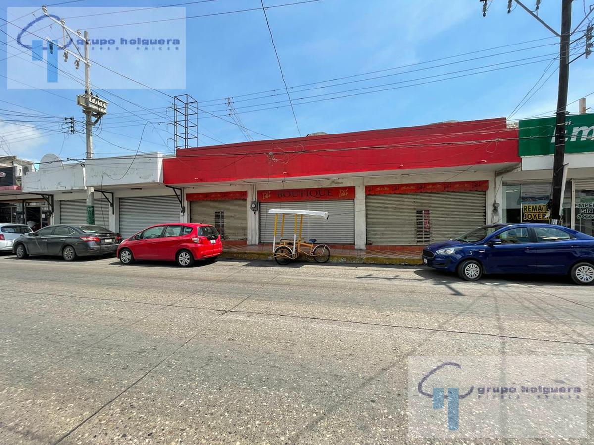 Foto Local en Renta en  Ciudad Madero ,  Tamaulipas  EXCELENTE LOCAL COMERCIAL EN ZONA CENTRO DE CD. MADERO, TAM., SOBRE AV. PRIMERO DE MAYO