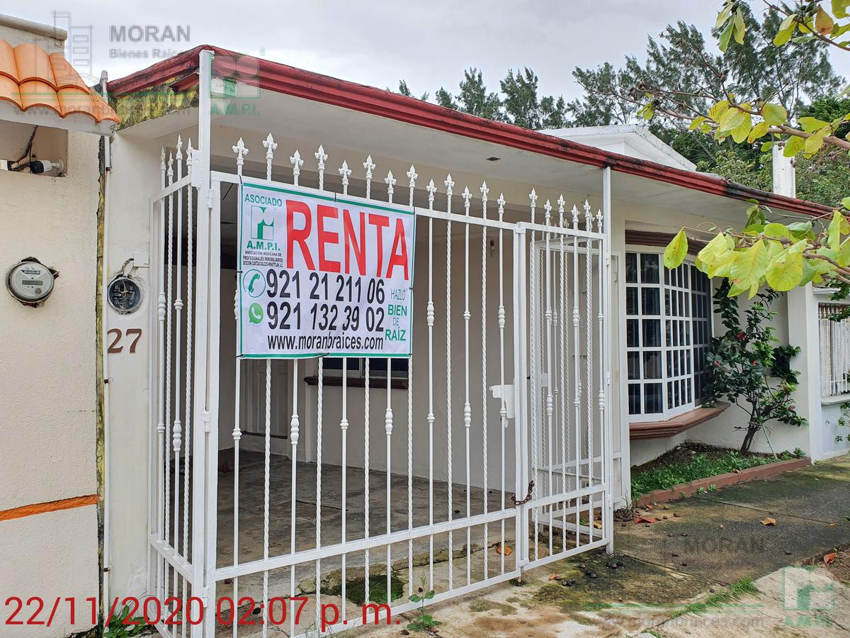 Foto Casa en Renta en  Coatzacoalcos ,  Veracruz  Calle Alcatraces No. 27, Colonia  Fovissste III y IV, Coatzacoalcos, Ver.