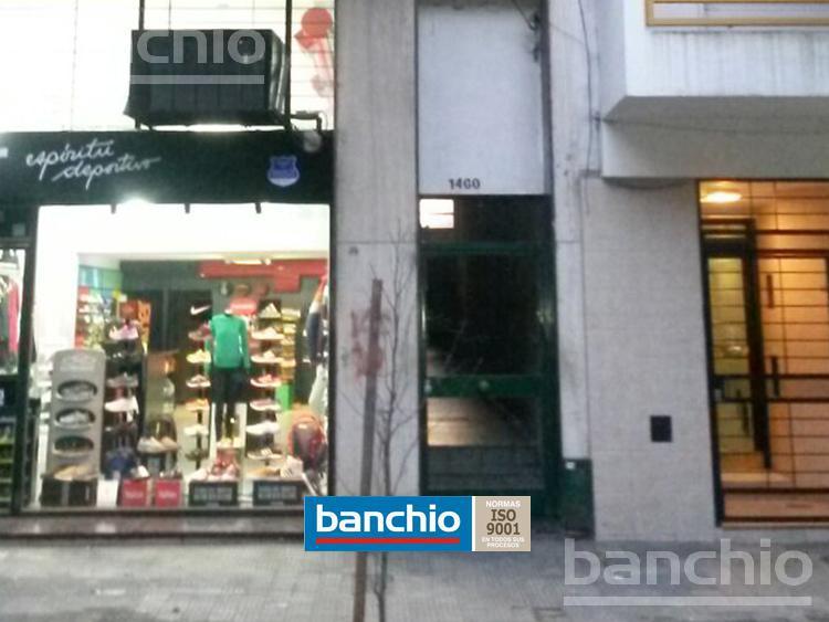 SAN MARTIN al 1400, Rosario, Santa Fe. Alquiler de Departamento de Pasillo - Banchio Propiedades. Inmobiliaria en Rosario