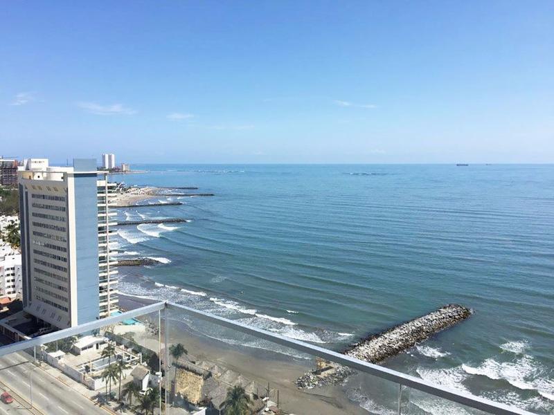 Foto Departamento en Renta en  Playa de Oro,  Boca del Río  DEPARTAMENTO EN RENTA/VENTA LEVANT