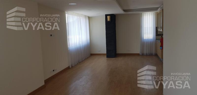 Foto Departamento en Venta en  La Carolina,  Quito  La Carolina - Shyris y el Telégrafo,  Departamento de Venta 106m2