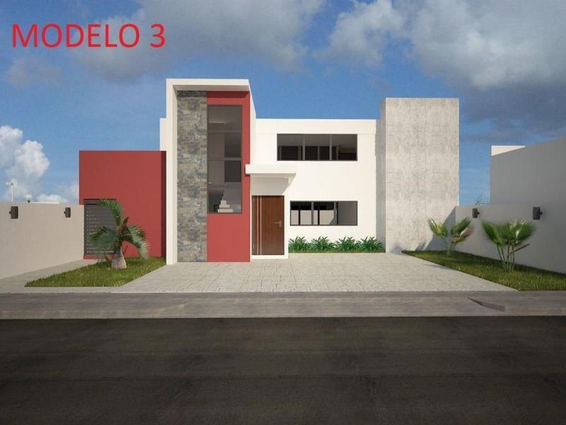 Foto Casa en Venta en  San Diego Cutz,  Conkal  Casa en venta San Diego Cutz (Modelo 3) Mérida Yucatán
