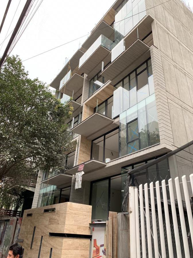 Foto Departamento en Venta en  Polanco,  Miguel Hidalgo  Polanco Calle Temistocles, departamento nuevo en venta listos para habitar (DM)