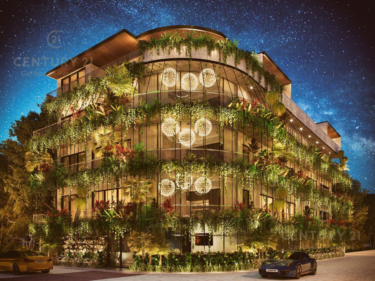 Aldea Zama Apartment for Sale scene image 13