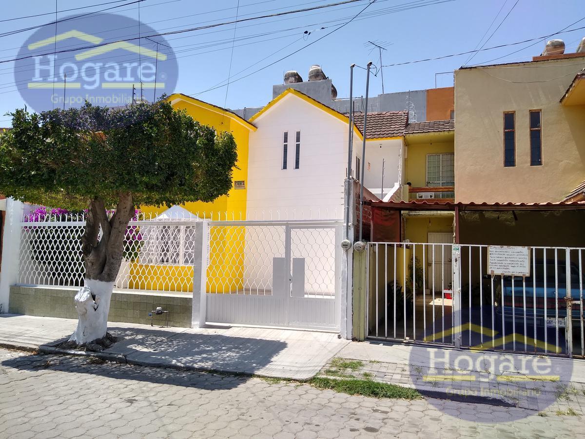 Casa en Renta Villa Insurgentes de  3 Recámaras, cochera para 2 autos en León, Gto.