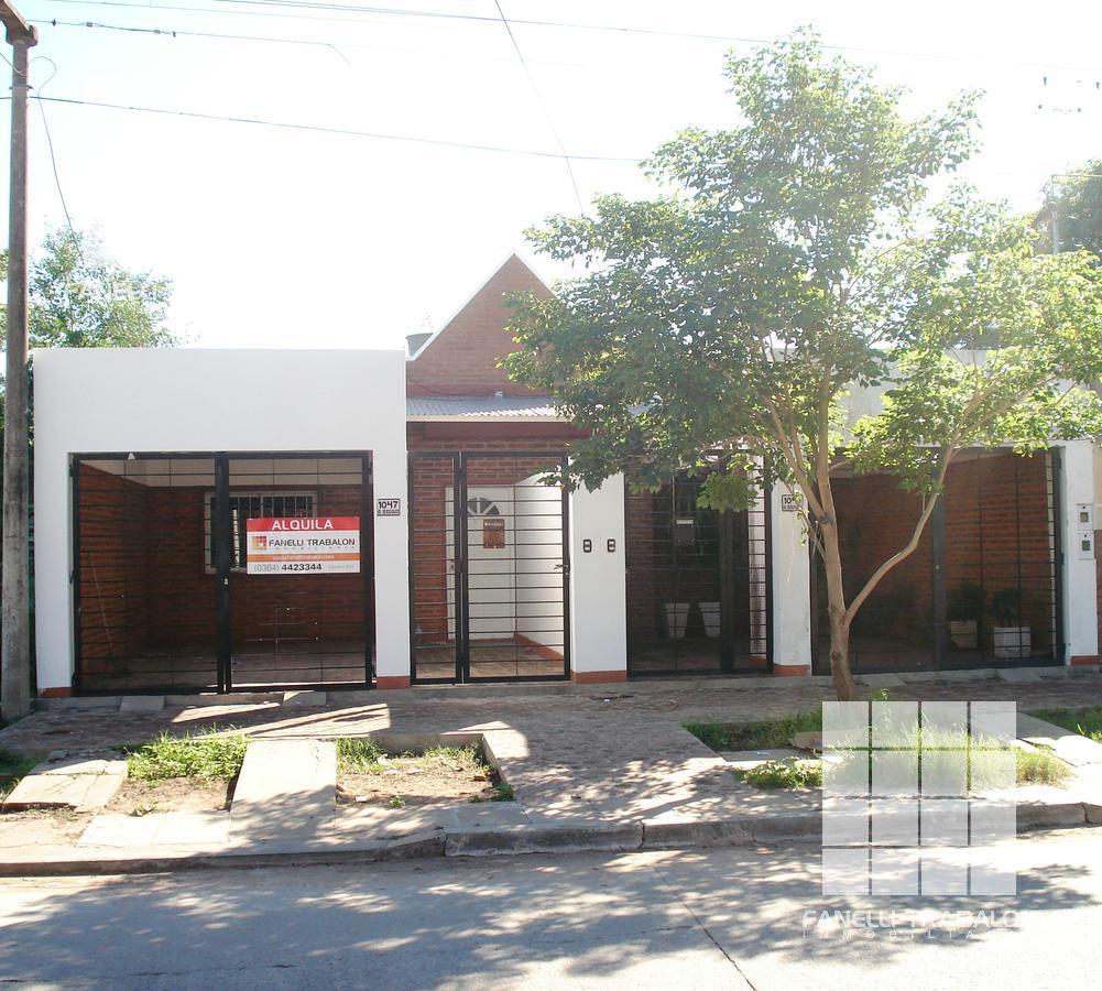 Foto Departamento en Alquiler en  Centro,  Presidencia Roque Saenz Peña  calle 23 e 22 y 24