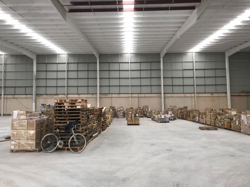 Foto Bodega Industrial en Renta en  San Mateo Cuautepec,  Tultitlán  Bodega en renta Tultitlán