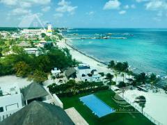 Foto Departamento en Renta en  Puerta del Mar,  Cancún  Departamento en renta en Cancun
