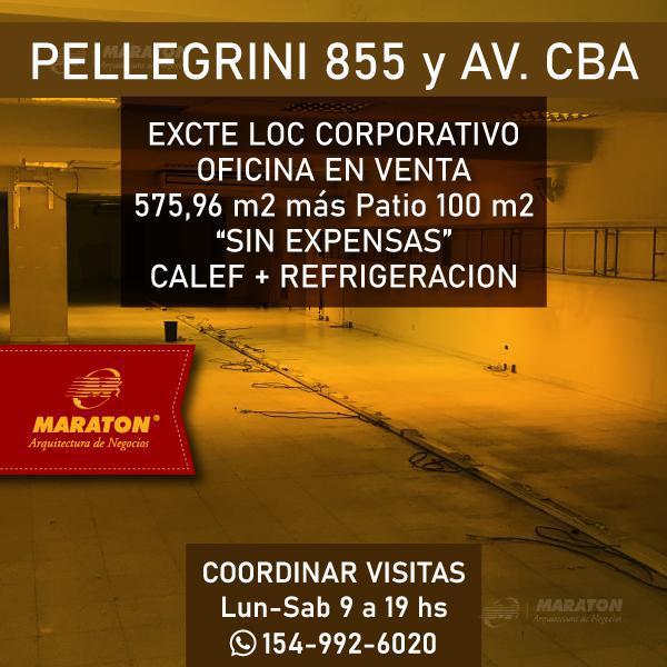 Foto Local en Venta en  Microcentro,  Centro  Carlos Pellegrini al 800