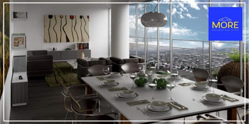 Foto Departamento en Venta en  Ladrillera,  Monterrey  Departamentos en venta Zona Sur
