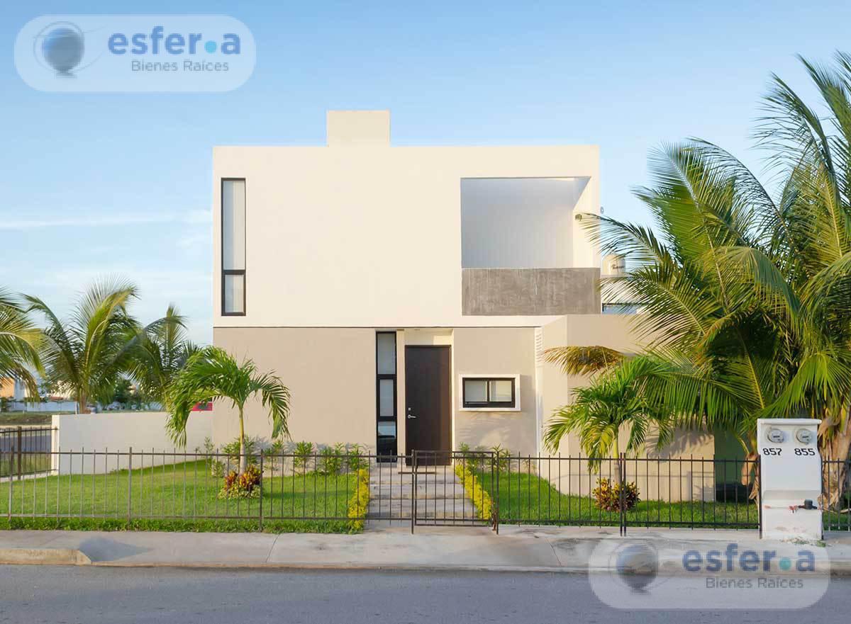 Foto Casa en Venta en  Mérida ,  Yucatán  Casa Nueva en Venta en  Merida Real Montejo