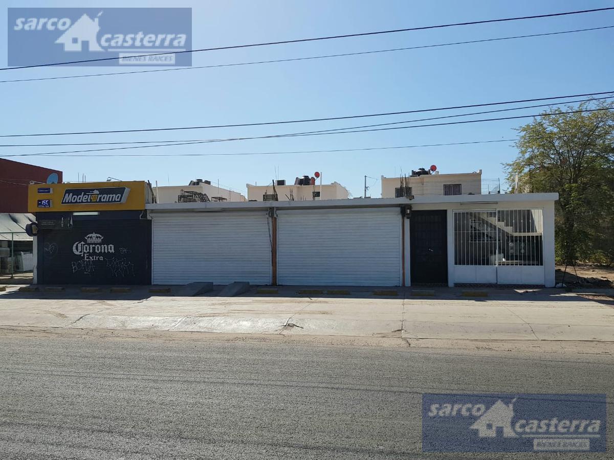 Foto Edificio Comercial en Venta en  Santa Fe,  La Paz  LOCALES  BLVD.SANTA ROSA