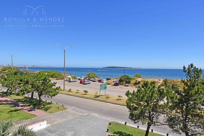 Foto Apartamento en Venta en  Playa Mansa,  Punta del Este  Rambla Claudio Williman