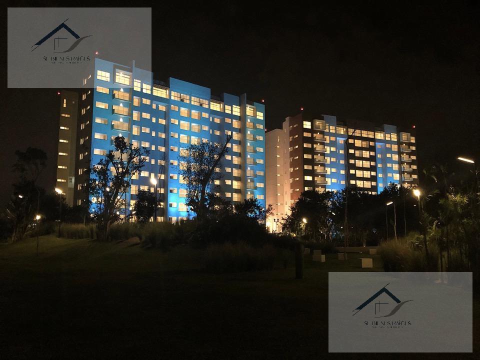 Foto Departamento en Renta en  Zona industrial Cordemex,  Mérida         Departamento  2 recamaras en Renta vista ciudad Via Montejo Torre Oceana