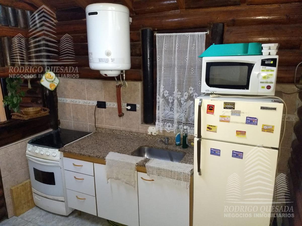 Foto Casa en Venta en  San Bernardo Del Tuyu ,  Costa Atlantica  Oportunidad - Cabaña en barrio privado!!!