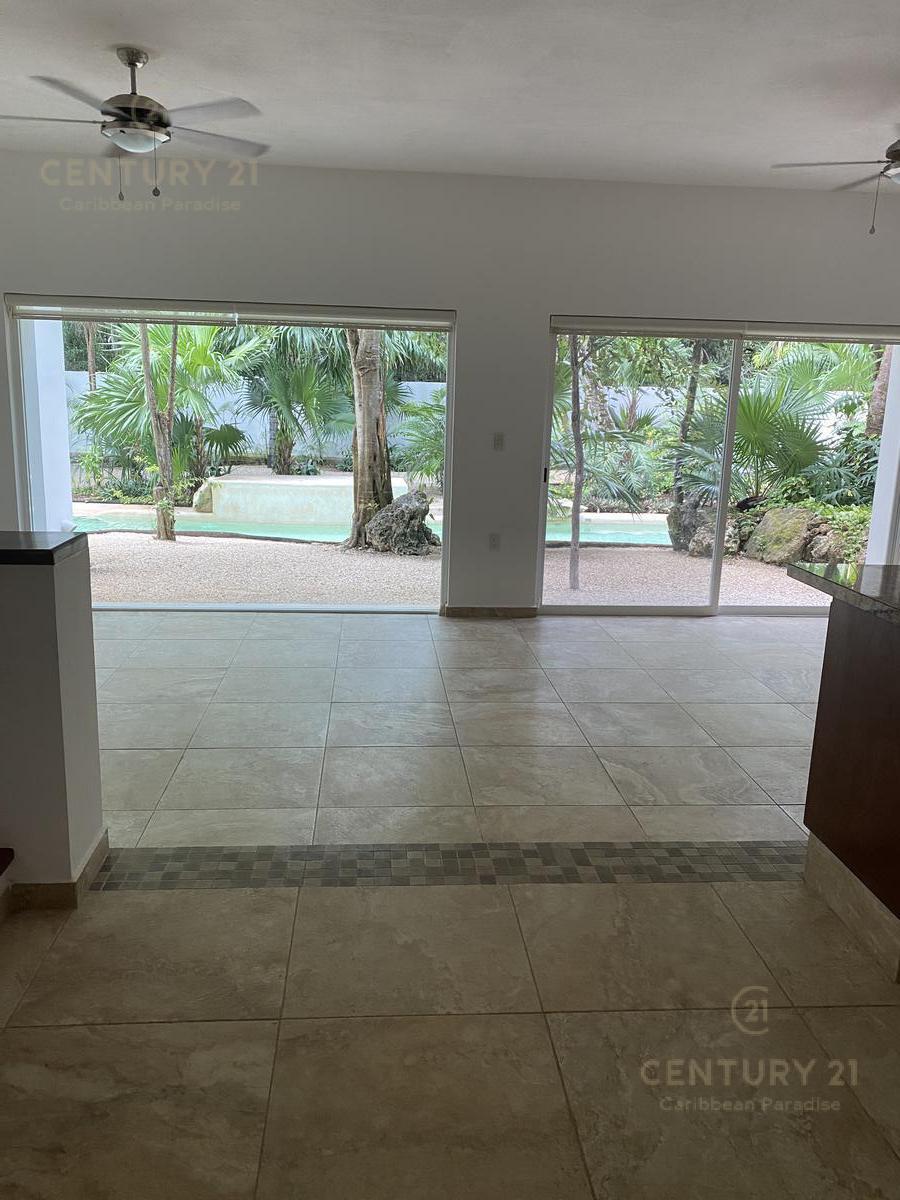 Foto Casa en condominio en Renta en  Cancún,  Benito Juárez  VILLA EN RENTA EN CANCUN 3 REC. XIKNAL LAGOS DEL SOL AGUA, SOL, VIDA, GOLF C2821