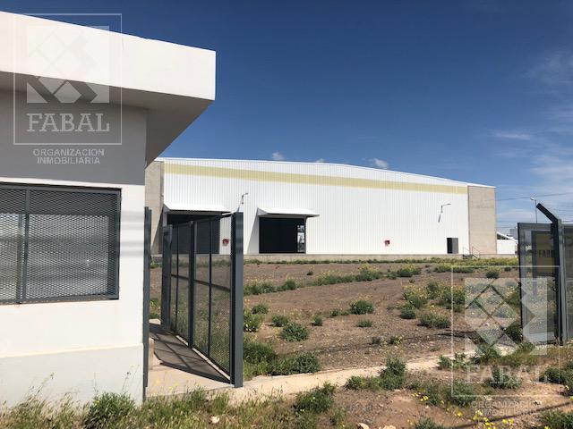 Foto Galpón en Alquiler en  Ciudad Industrial Jaime de Nevares,  Capital  Base Parque Industrial sobre Ruta Nº 7