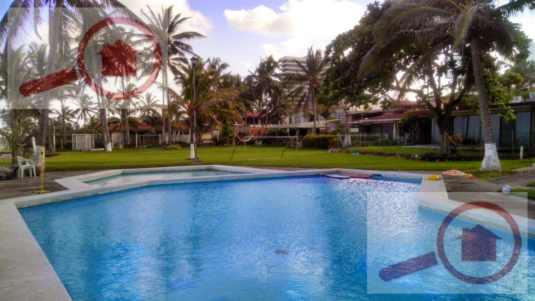 Foto Casa en Venta en  Ylang Ylang,  Boca del Río  CASA EN VENTA EN CONDOMINIO A ORILLA DE PLAYA MOCAMBO VERACRUZ