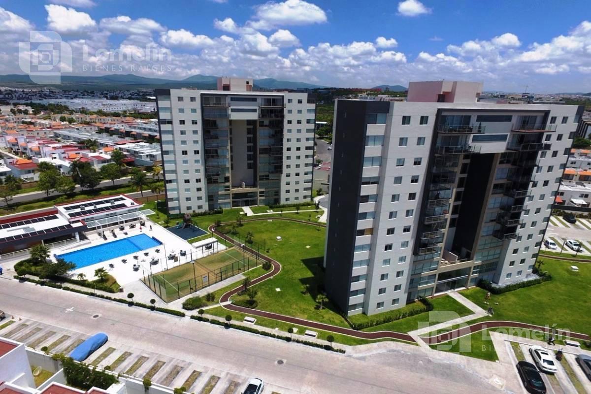 Foto Departamento en Renta en  Juriquilla,  Querétaro  Departamento en Renta Amueblado en Habitárea Towers