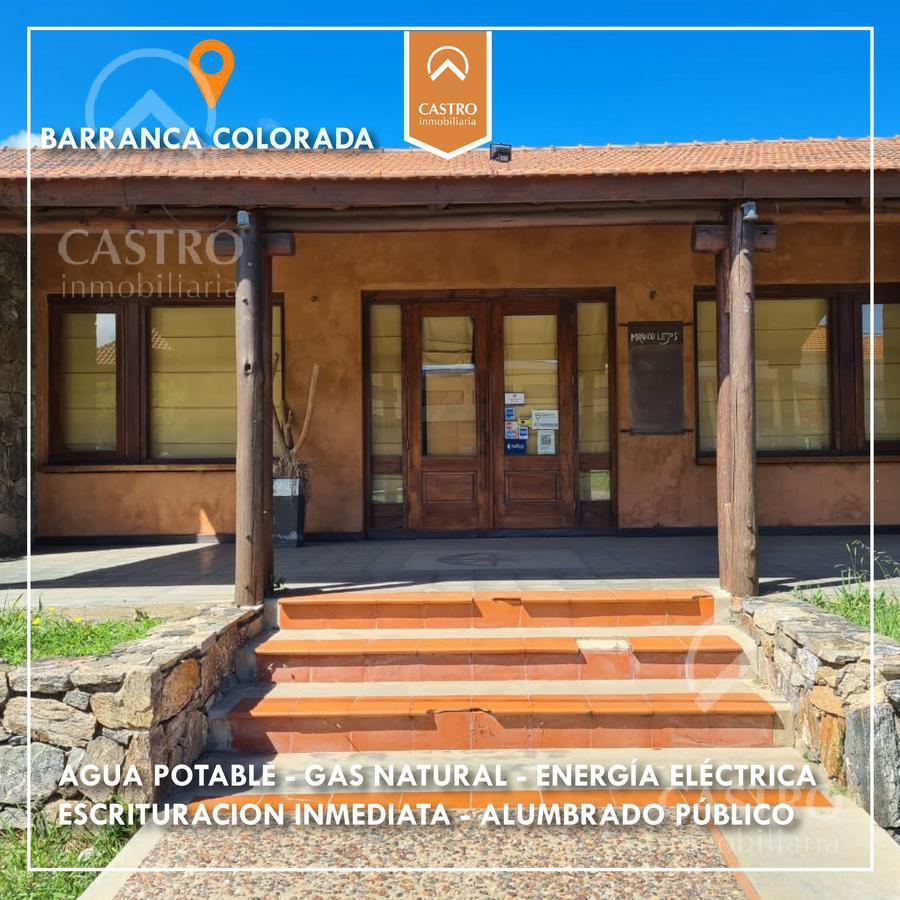 Foto Local en Venta en  Barranca Colorada,  Merlo  AV del Libertador s/n  Barranca colorada