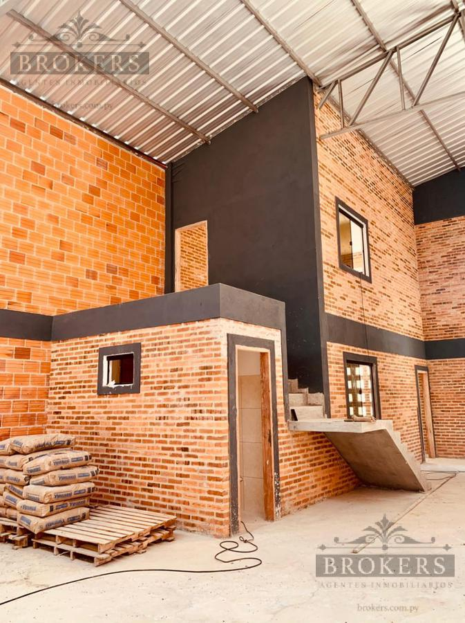 Foto Depósito en Venta | Alquiler en  Mariano Roque Alonso ,  Central  Vendo/Alquilo Deposito de 440 M2 En Mariano Roque Alonso