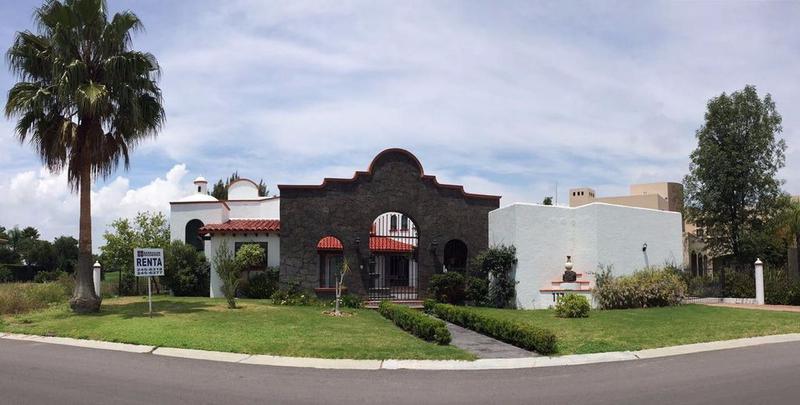 Foto Casa en Renta en  Fraccionamiento El Campanario,  Querétaro  CASA EN RENTA HACIENDA EL CAMPANARIO, QUERETARO