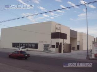 Foto Bodega de Guardado en Renta en  Zona industrial Zona Industrial Nombre de Dios,  Chihuahua  RENTA DE BODEGA EN AV. ZARAGOZA