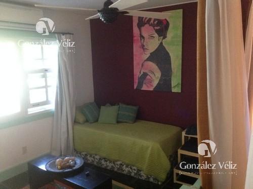 Foto Casa en Alquiler temporario en  Carmelo ,  Colonia  El Faro