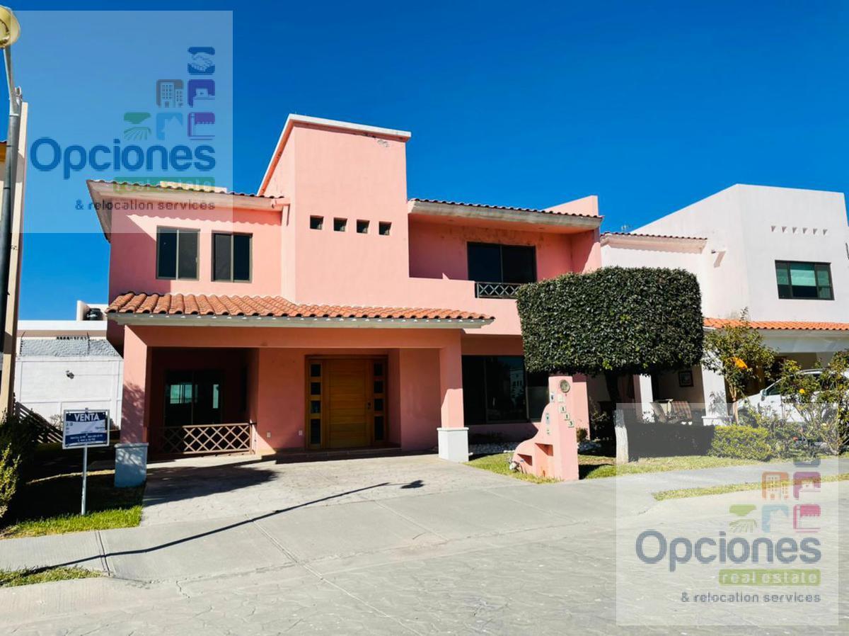 Foto Casa en condominio en Venta en  Salamanca ,  Guanajuato  Coto del Lago