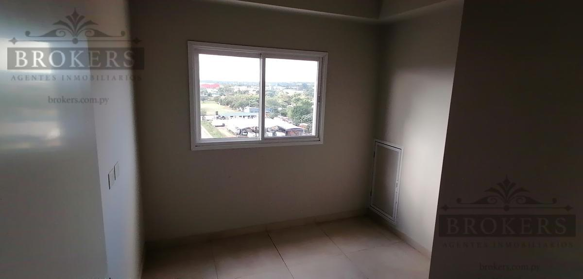 Foto Departamento en Alquiler en  Ytay,  Santisima Trinidad  Alquilo Dpto 2 dormitorios Felx, balcón con parrilla, 1 cochera y 1 baulera zona Ytay