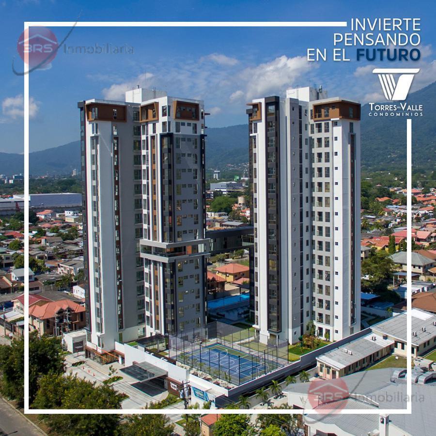 Foto Departamento en Venta en  Jardines del Valle,  San Pedro Sula  Apartamento en Venta Torres del Valle - Tipo D Nivel 16