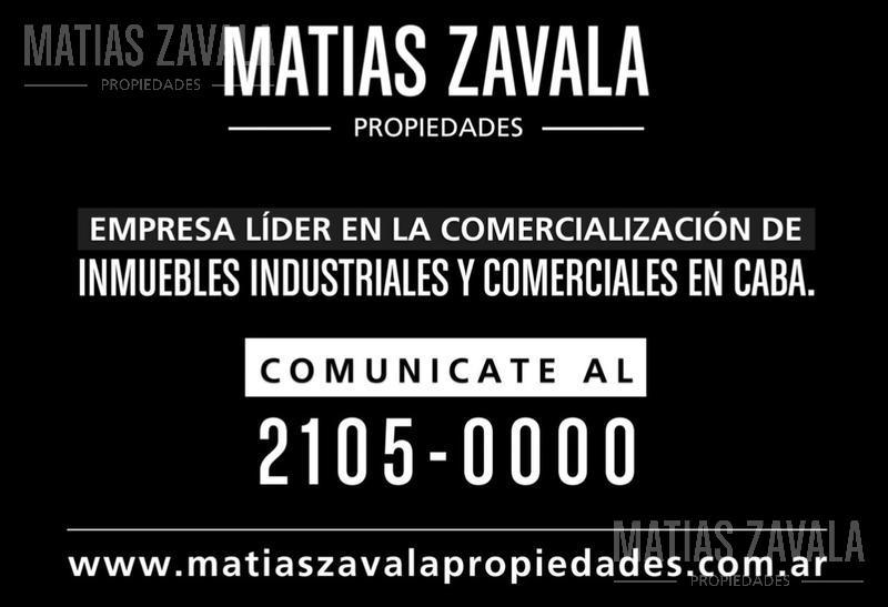 Foto Galpón en Venta en  Paternal ,  Capital Federal  Camarones al 2500