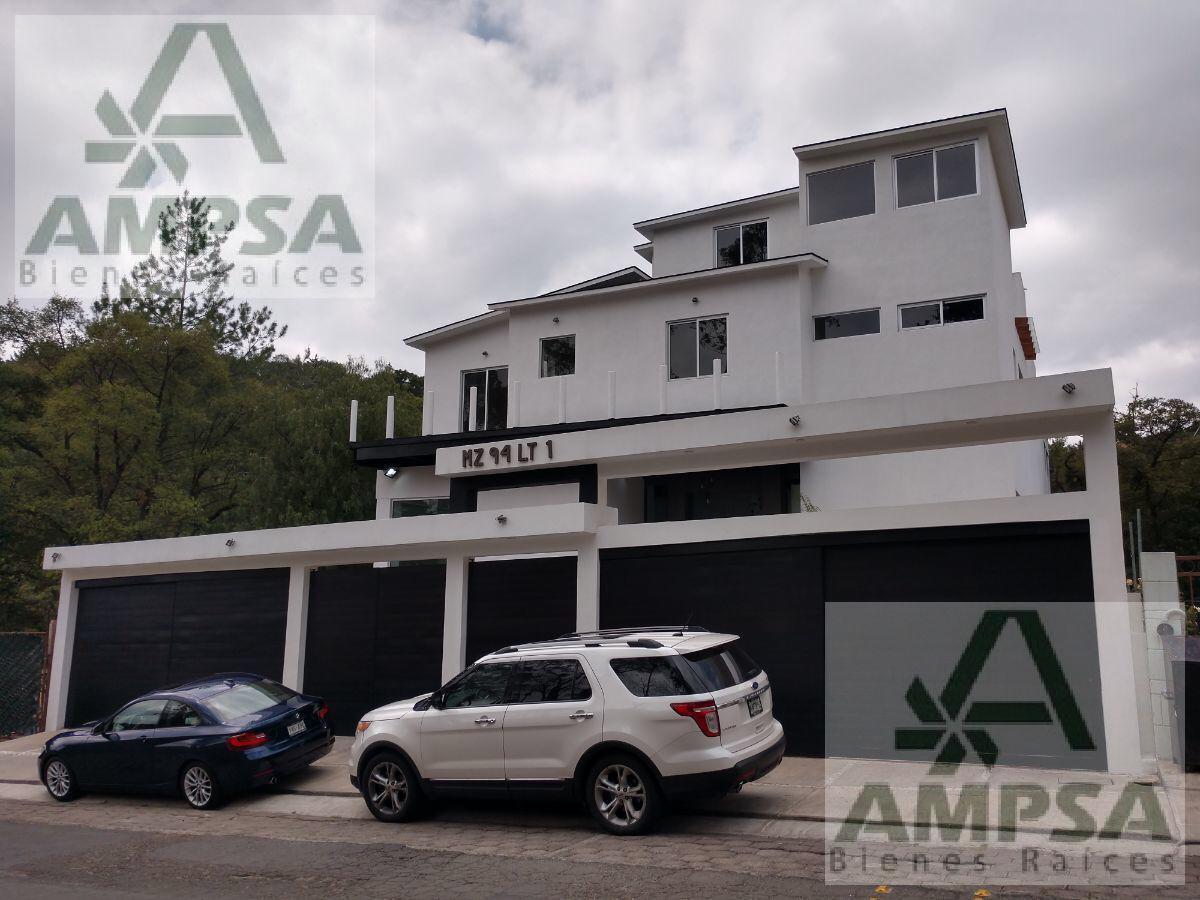 Foto Casa en Venta en  Condado de Sayavedra,  Atizapán de Zaragoza  Sayavedra, Casa en Venta de 1500m2 de Construcción