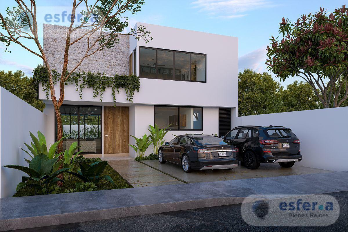 Foto Casa en Venta en  Conkal ,  Yucatán  Casa en venta en Merida  Modelo Malma en Maeba Conkal