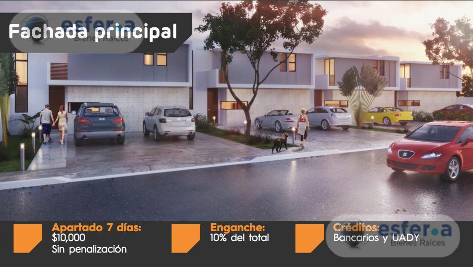 Foto Casa en Venta en  Pueblo Dzitya,  Mérida  RESIDENCIAS EN BELLAVISTA PLUS