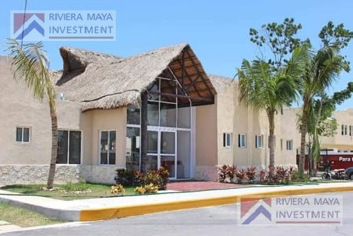 Foto Casa en Renta en  Solidaridad ,  Quintana Roo          CR13 REAL AMALFI