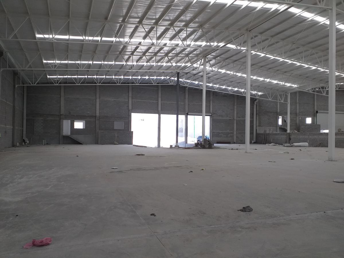 Foto Bodega Industrial en Renta en  Santa Catarina ,  Nuevo León  Parque al 200