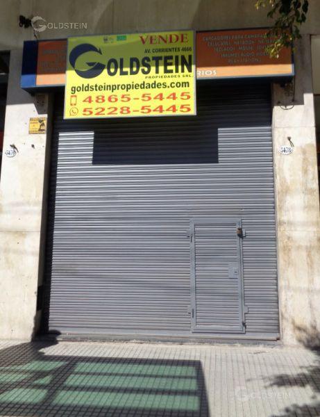 Foto Local en Venta en  Almagro ,  Capital Federal  CORRIENTES, AVDA. al 3400