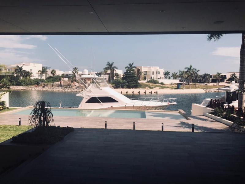 Foto Casa en condominio en Venta en  Puerto Cancún,  Cancún  RESIDENCIA DE LUJO EN VENTA EN PUERTO CANCUN
