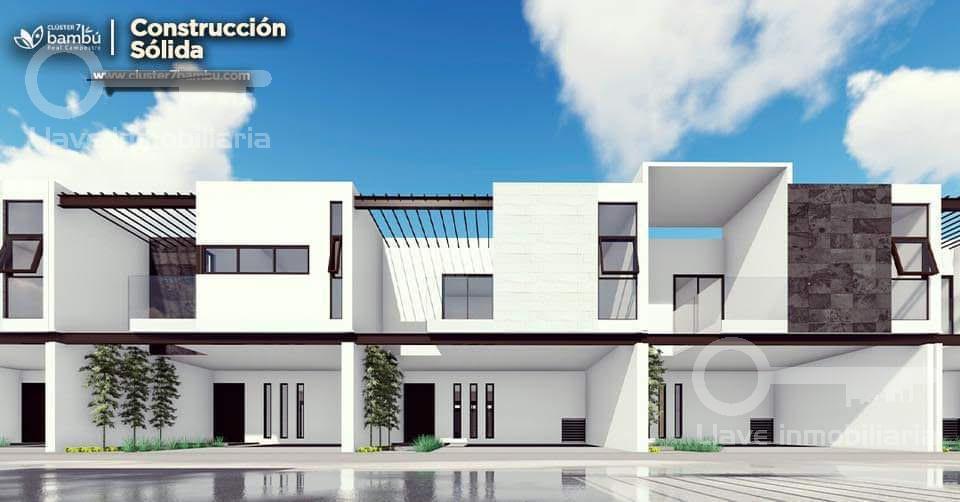 Foto Casa en Venta en  Fraccionamiento Sol Campestre,  Villahermosa  Casa Nueva en Fracc. Real Campestre Cluster 7 Modelo Quebec