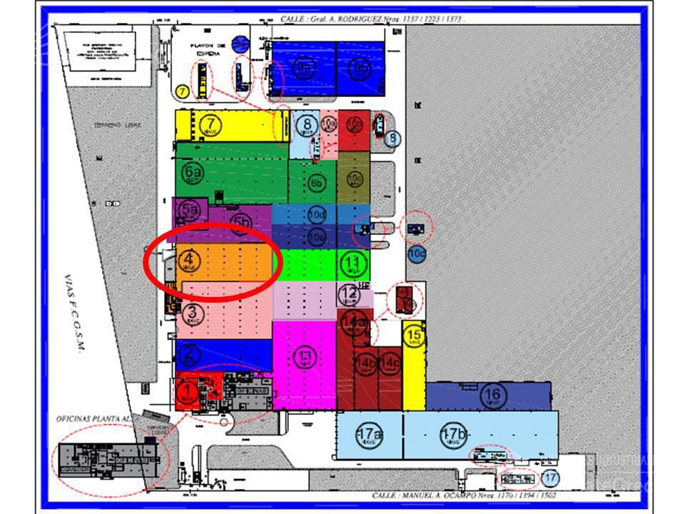 Foto Nave Industrial en Alquiler en  Hurlingham,  Hurlingham  M. Ocampo al 1100