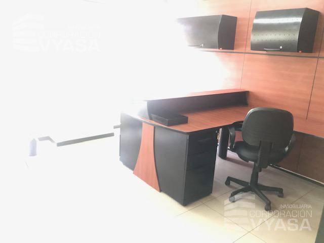 Foto Oficina en Alquiler en  Bellavista,  Quito  Bellavista - Bosmediano, Oficina de renta amoblada 100m2