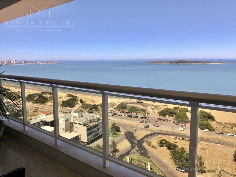 Foto Apartamento en Venta en  Playa Mansa,  Punta del Este  Rambla Williman y Parada 16
