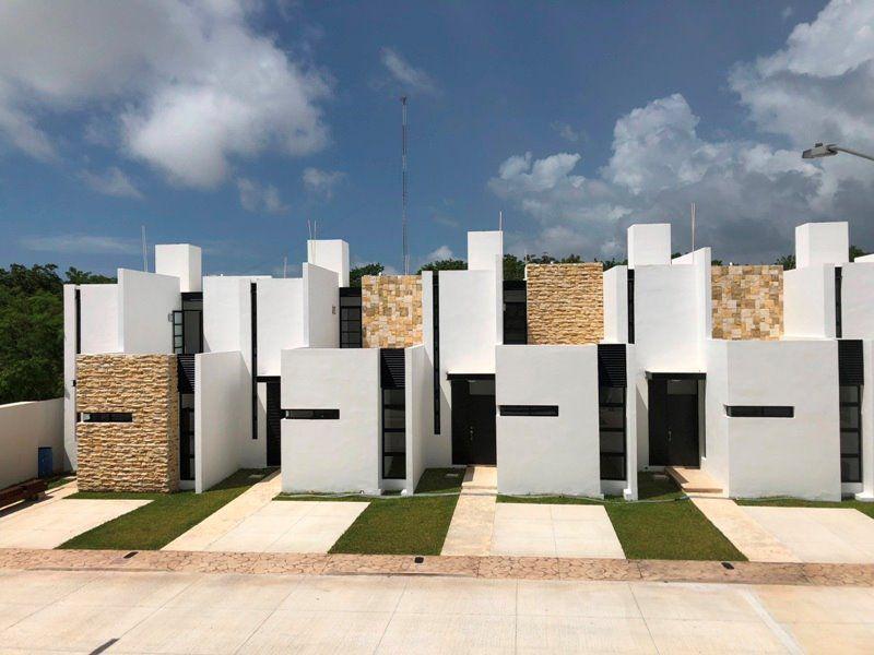 Foto Casa en Venta en  Solidaridad ,  Quintana Roo  PRIVADA RESIDENCIAL KANAB , EN PLAYA DEL CARMEN