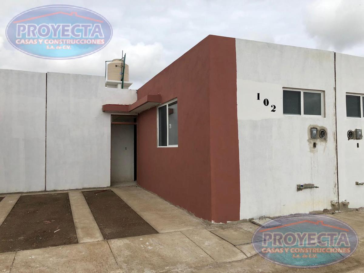 Foto Casa en Venta en  Pirineos,  Durango  CASAS ECOLOGICAS DE 3 RECAMARAS POR SALIDA A MÉXICO,  FRAC. PIRINEOS